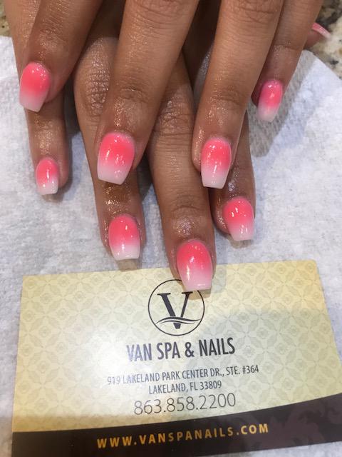 Van Spa Nails