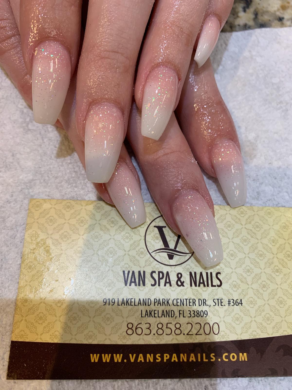 Van Spa & Nails
